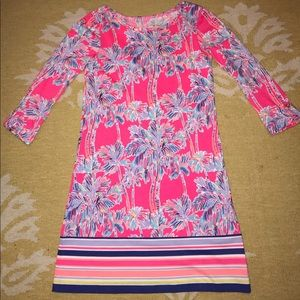 Lilly Pulitzer Pink Linden Dress